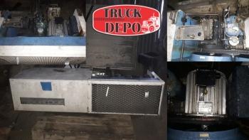 dezmembrari camion Instalatie completa racire duba