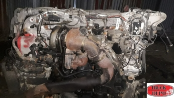 dezmembrari camion Motor MAN TGS 440