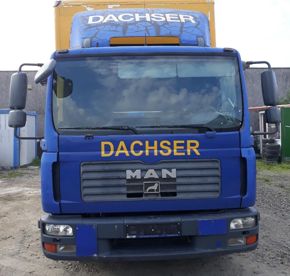 dezmembrari camion MAN TGL 10.240