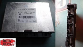 dezmembrari camion Calculator FFR MAN TGA 18.43