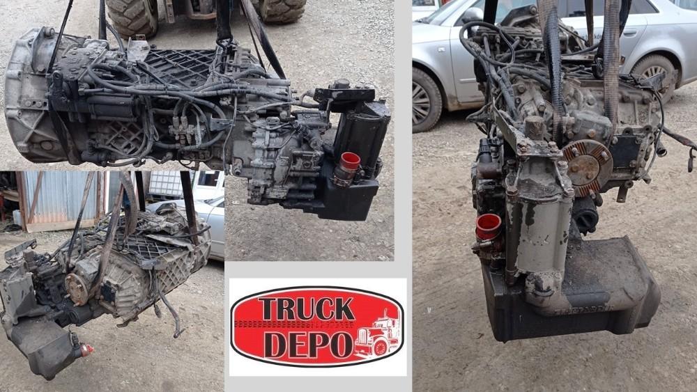 dezmembrari camion Cutie de viteze manuala cu retarder DAF XF 95.43. An 2004
