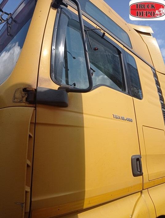 dezmembrari camion Usa stanga MAN TGA 18.480
