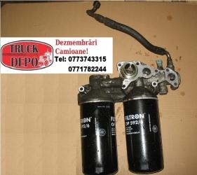 dezmembrari camioane Suport filtru motorina Iveco Stralis
