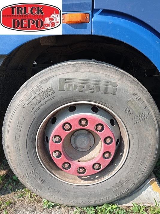 dezmembrari camion Janta