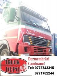 dezmembrari camioane Cabina Volvo FH 12