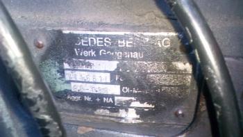 dezmembrari camion Cutie de viteza Mercedes Benz Axor