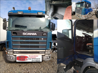 dezmembrari camion Scania 124 L 400