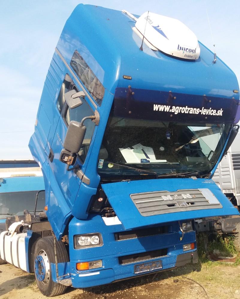 dezmembrari camion MAN TGA 430