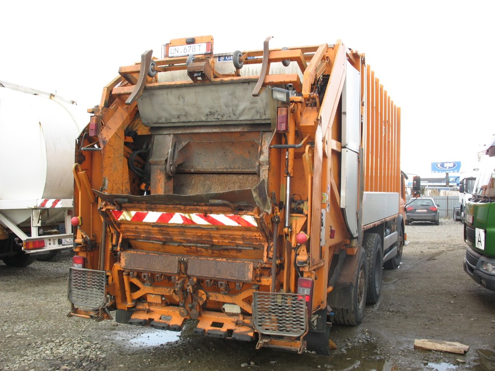 dezmembrari camion  MAN 28.364