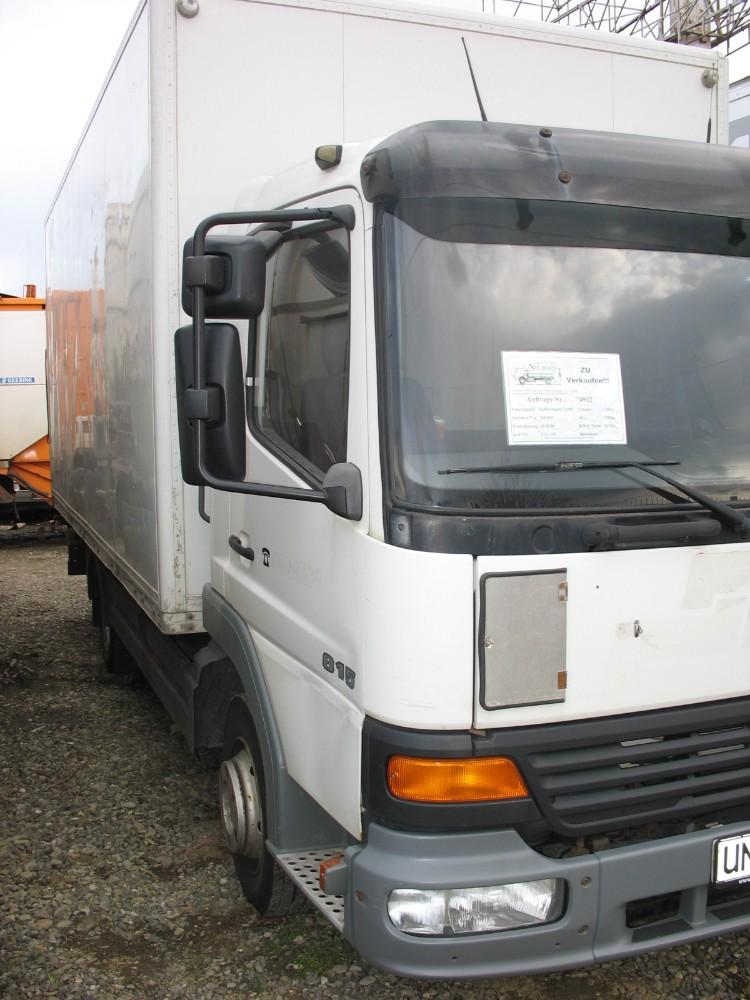 dezmembrari camion Dezmembrari camioane Mercedes - Benz Atego