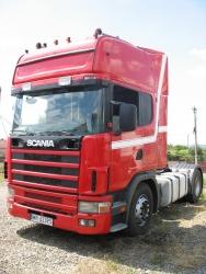 dezmembrari camion SCANIA 420 TOPLINE
