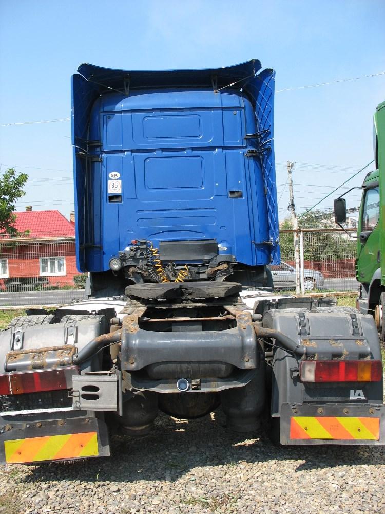 dezmembrari camion Scania R124 Topline