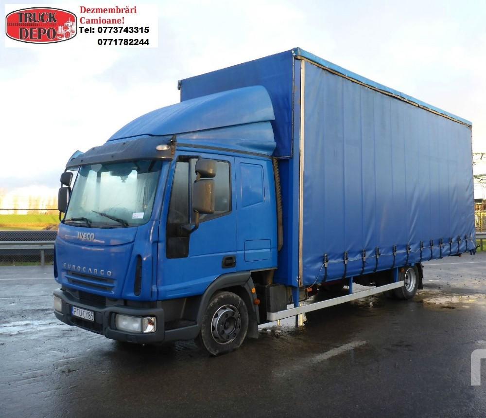 dezmembrari camion Se dezmembreaza Iveco Eurocargo