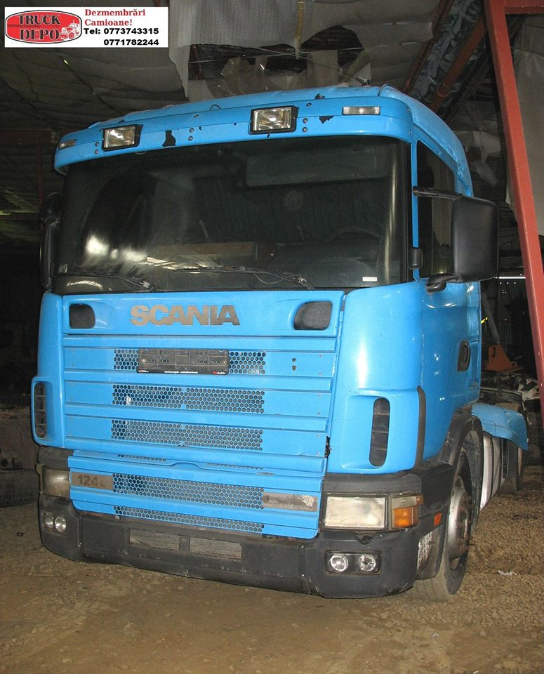 dezmembrari camion Scania 400 124R