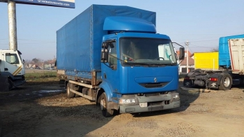 dezmembrari camion Renault Midlum