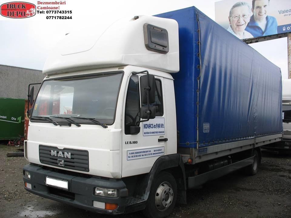 dezmembrari camion MAN LC 8.185