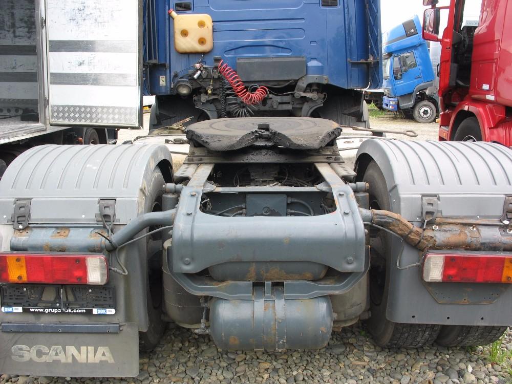 dezmembrari camion Scania 124L420