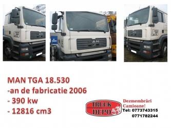 dezmembrari camion MAN TGA 18.530