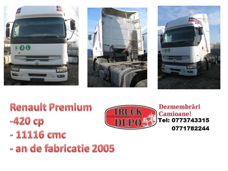 dezmembrari camion Renault Premium - 2005