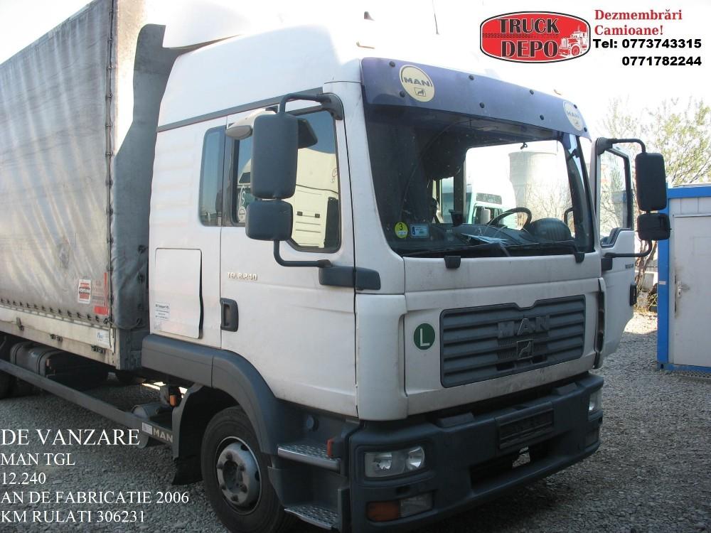 dezmembrari camion MAN TGL 8.240