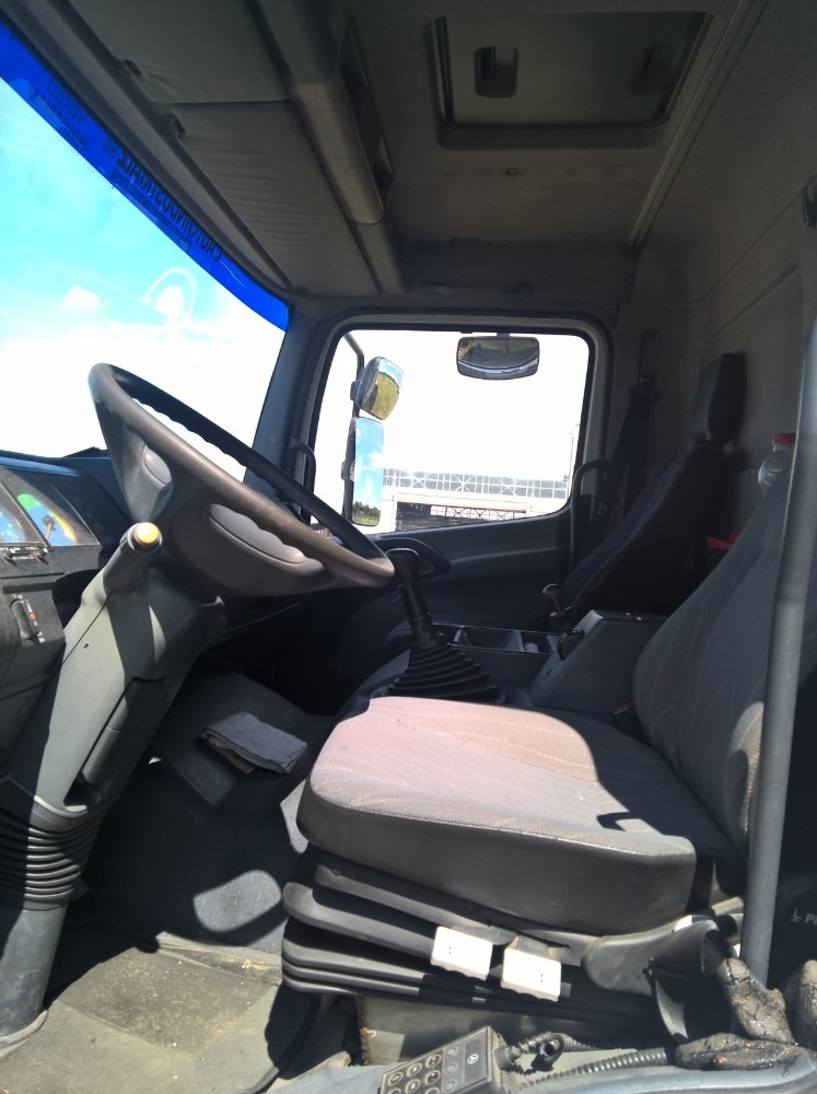 dezmembrari camion NOU la dezmembrat Mercedes Benz Atego 25.28
