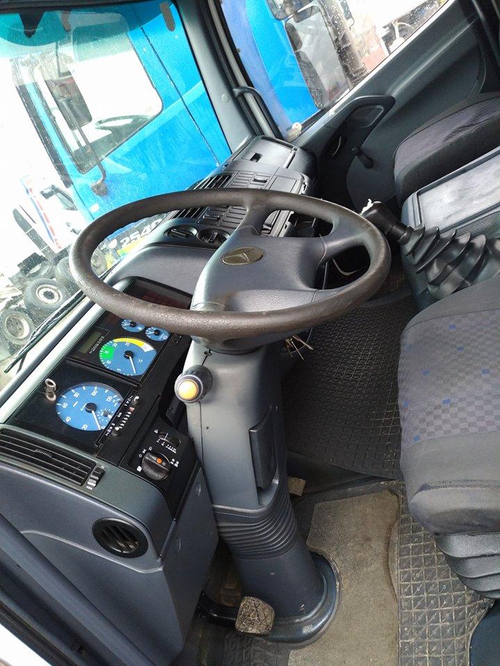 dezmembrari camion Mercedes Benz Atego 817